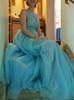 Blue Prom Dresses,Prom Dress for Teens,Modest Evening Dress,11980
