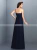 Dark Navy Bridesmaid Dresses,Strapless Bridesmaid Dress,11409