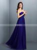 Royal Blue Bridesmaid Dresses,Sweetheart Bridesmaid Dress,11415