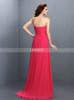 Hotpink Bridesmaid Dresses,Sweetheart Bridesmaid Dress,11417