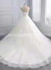 Princess Tulle Wedding Gown,Classic Wedding Gown Corset,11684