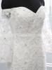 Mermaid Wedding Dresses with Sleeves,Off the Shoulder Bridal Dress,11705