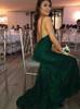 Open Back Lace Evening Dresses,Mermaid Prom Dress,11923