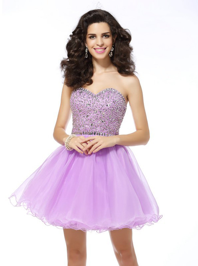 8c2ff87cc1e9 Lilac Sweet 16 Dresses