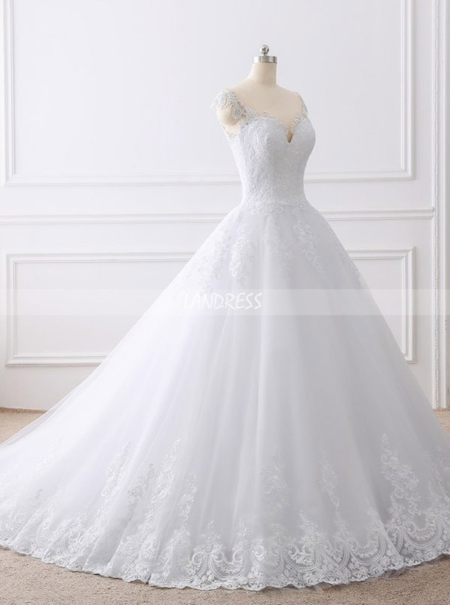 Princess Ball Gown Wedding Dresses,Classic Bridal Gown,11700