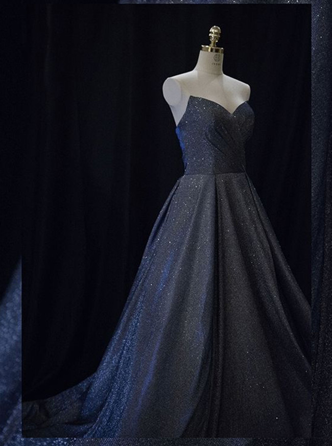Sweetheart Prom Dresses,A-line Prom Dress for Teens,11932