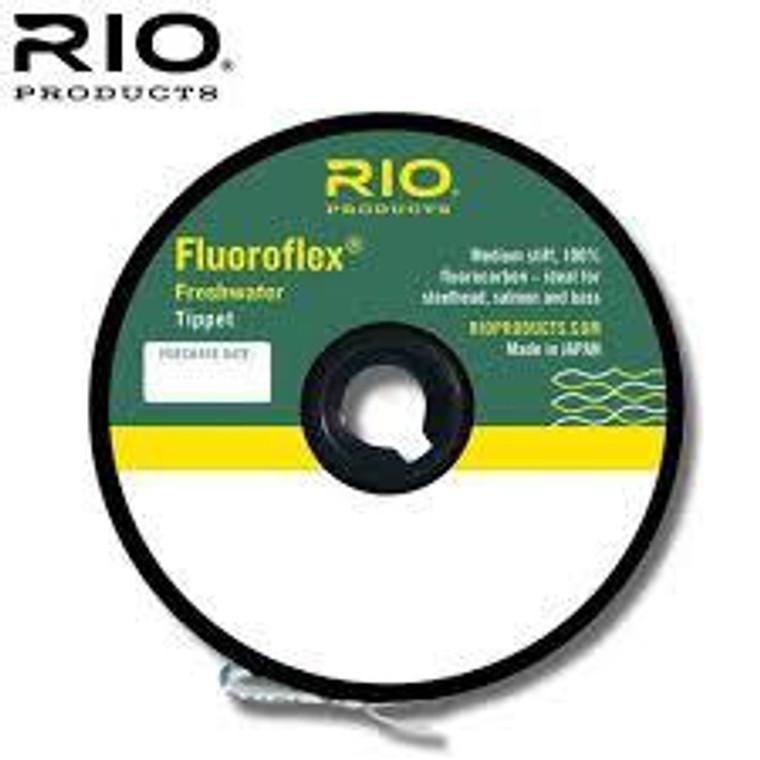 Rio Fluoroflex Tippet 30yd Spool