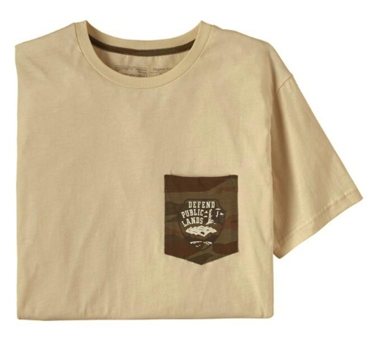Defend Public Lands T-Shirt