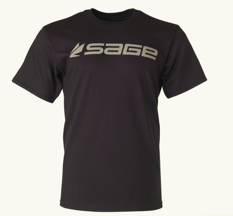 Sage Logo Tee SS