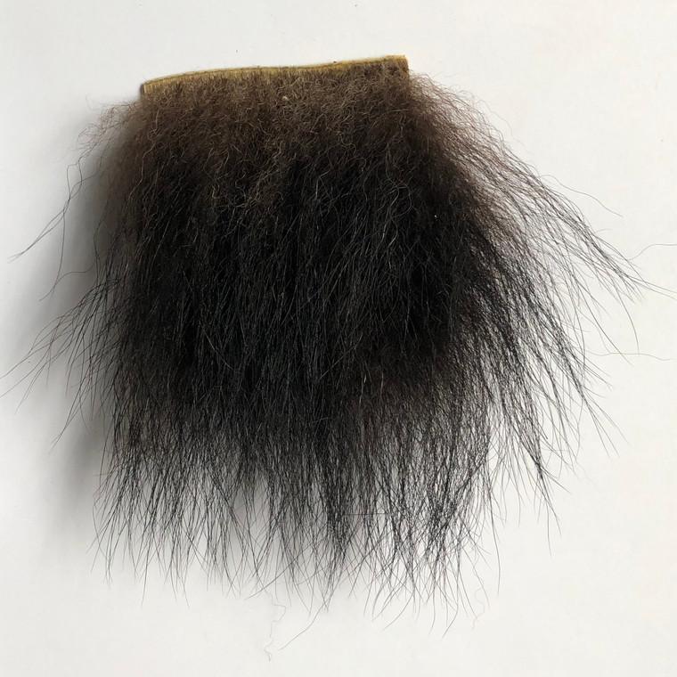 Black Bear Fur, Streamer tails/wings