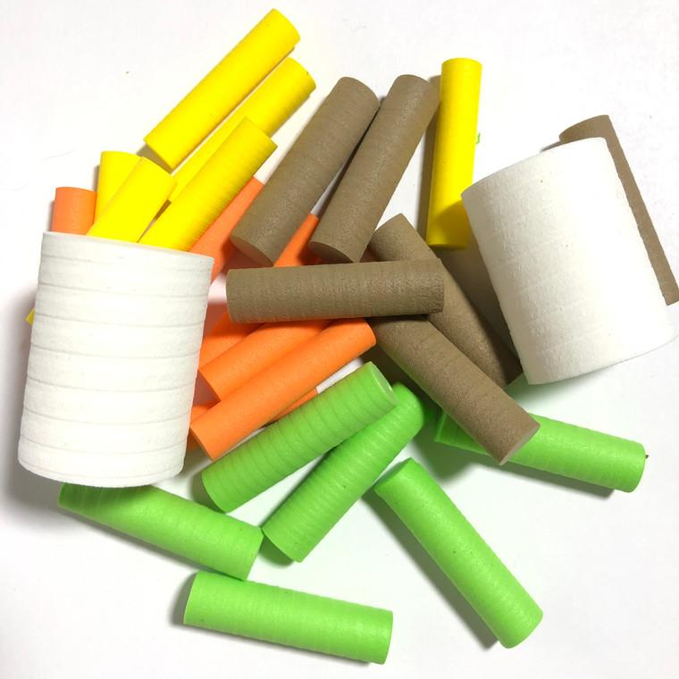 Foam Cylinders Wapsi