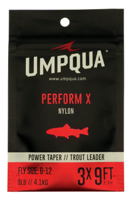 Umpqua Perform X Trout Leaders