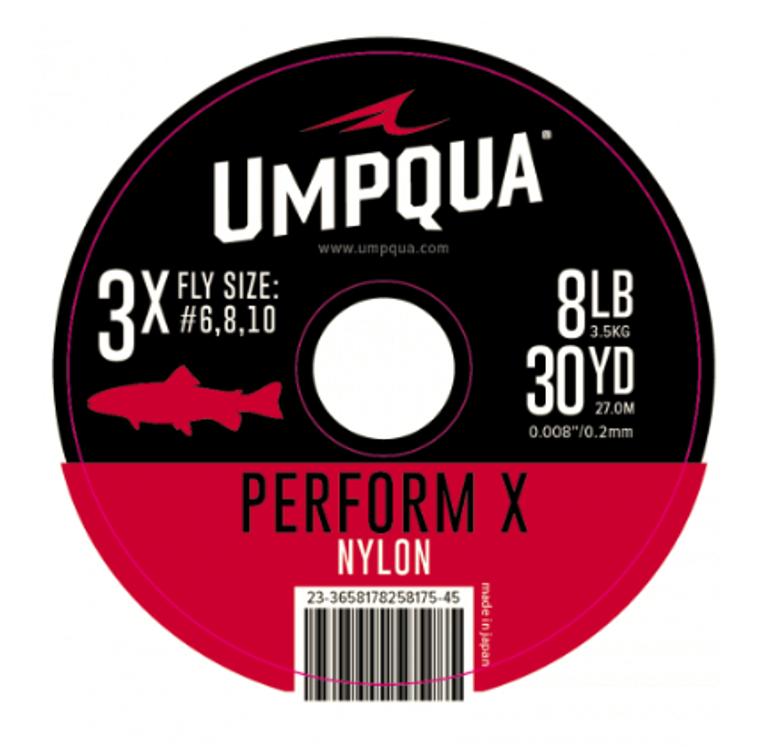 Umpqua Perform X Tippet