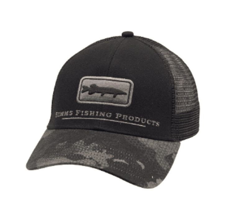 Simms Musky Icon Trucker