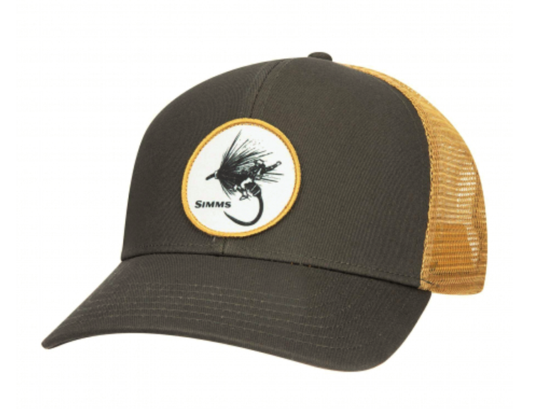 Simms Dry Fly Rodeo Patch Trucker