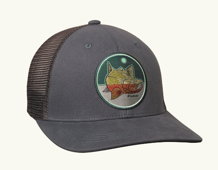 Patch Trucker from Sage