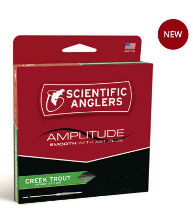 Scientific Anglers Creek Trout Fly Line
