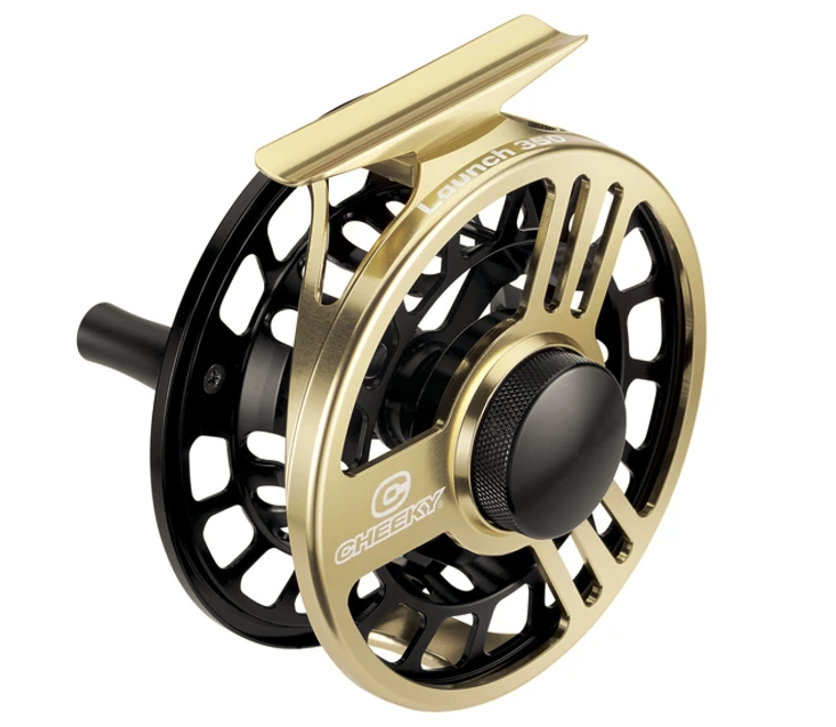 Cheeky Launch Fly Reel