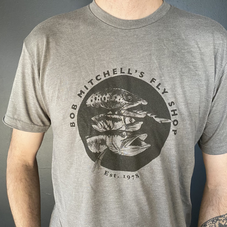 Porter Fish T-Shirt