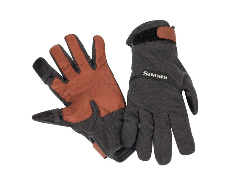 Simms Lightweight Wool Tech Glove