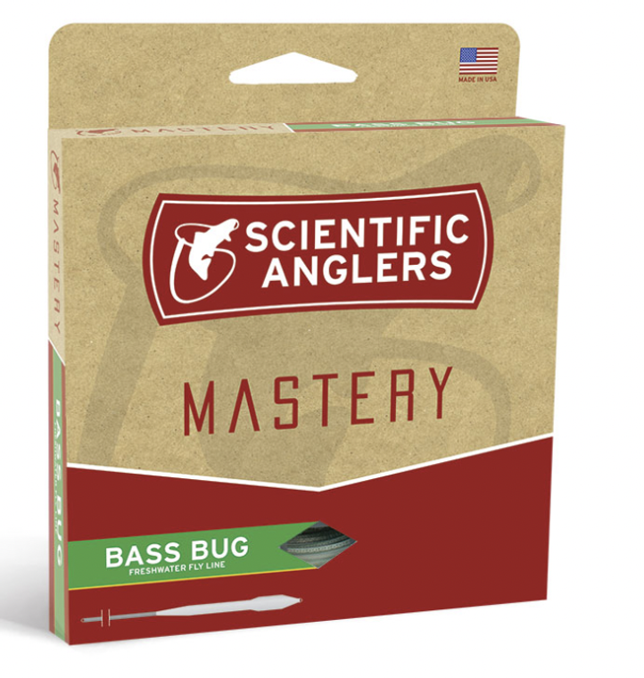 Mastery Bass Bug Fly Line