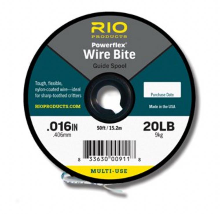 Powerflex Wire Bite Guide Spool