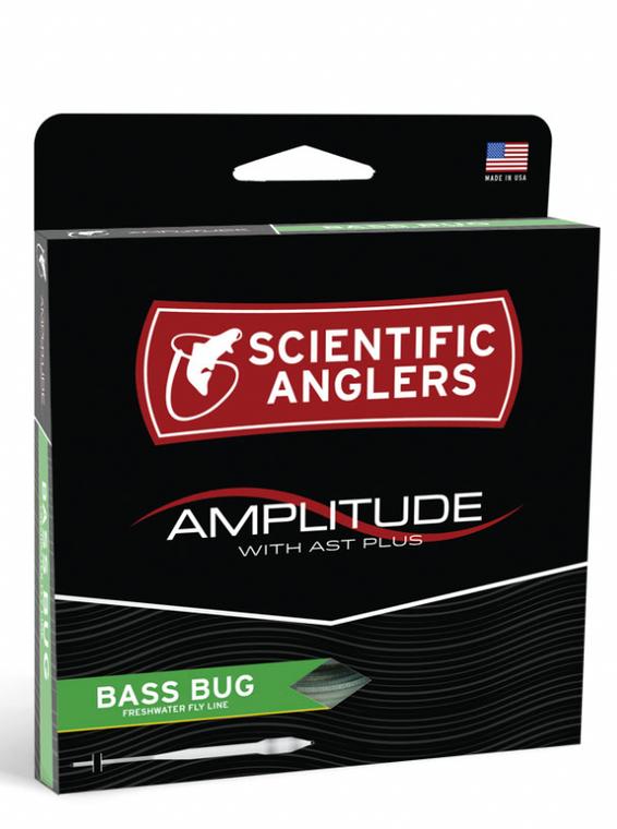 Scientific Anglers Amplitude Bass Bug Fly Line