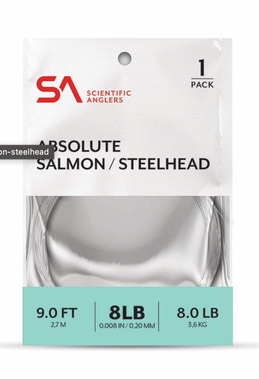 Scientific Anglers Absolute Salmon/Steelhead Leader
