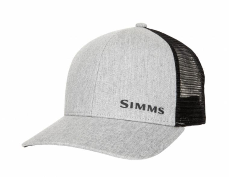Simms ID Trucker