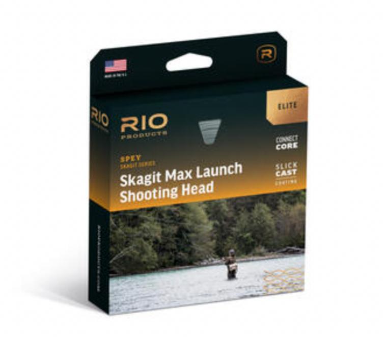 Rio Skagit Max Launch Shooting Head