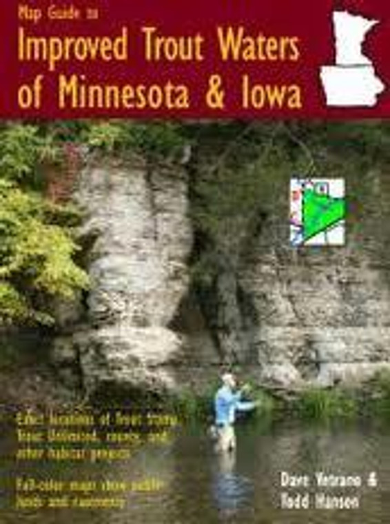 Improved Trout Waters of Minnesota & Iowa
