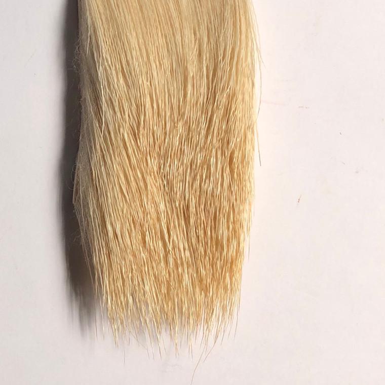 Bleached Elk Hair