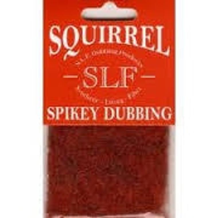 Squirrel Spikey Dubbing- Wapsi