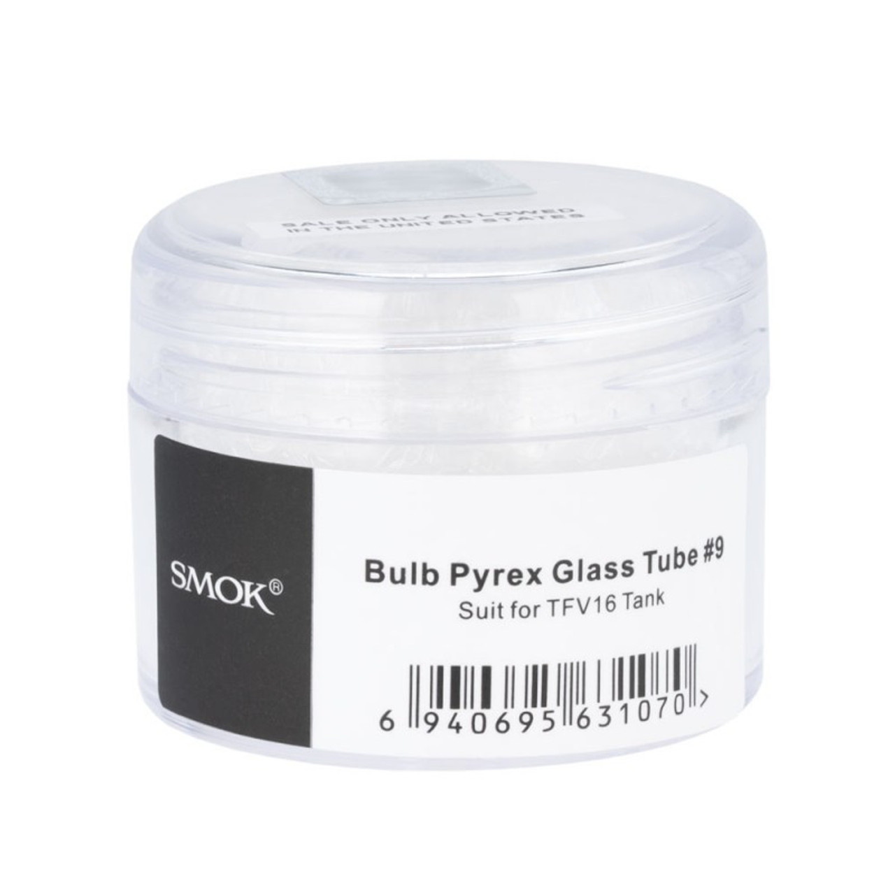 Smok TFV18 Glass Tank Replacement