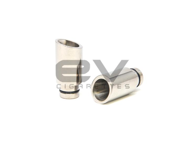 Titanium Wide Bore Muffler Drip Tip for RBAs / 510 / 808D-1 / 901