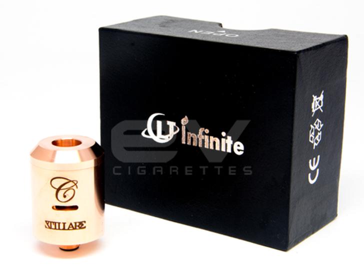 Stillare v2 RDA Clone by Infinite - Copper
