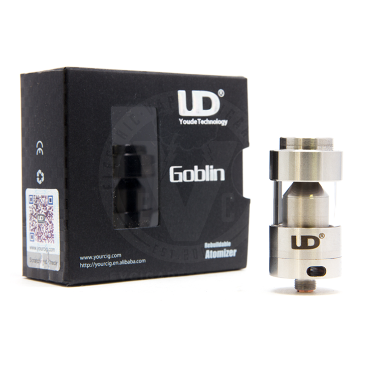 Goblin 22mm RBA by UD (4.2mL Updated Version)