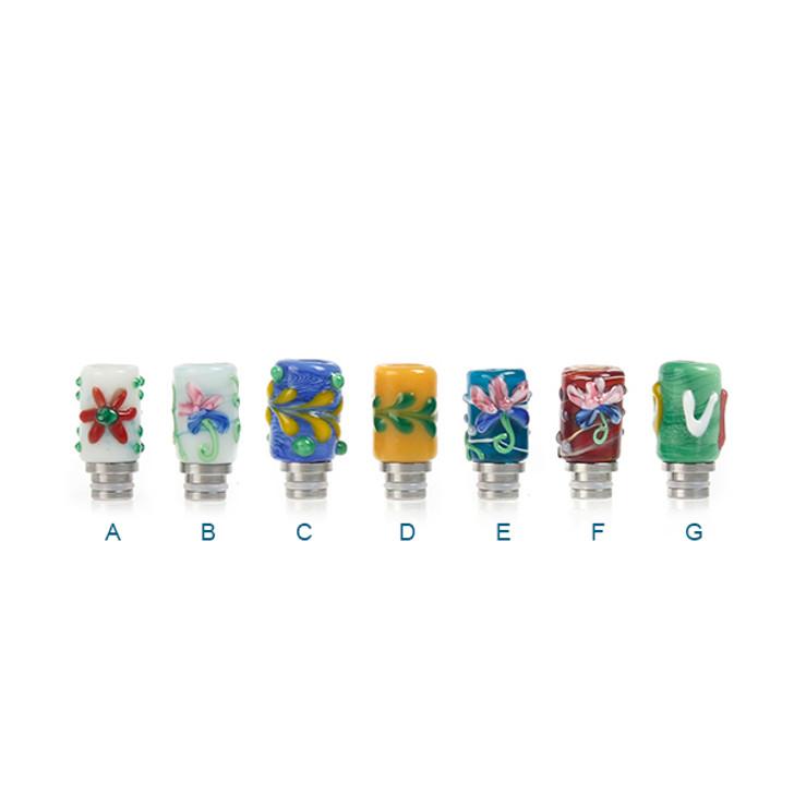 Glass Art 510 Drip Tip Mouthpiece