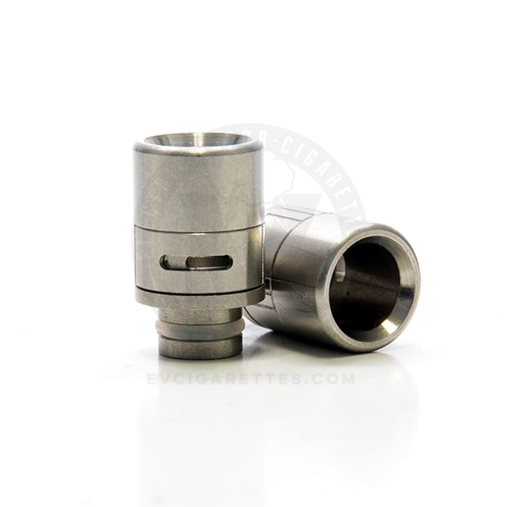 Stainless Steel Air Flow Control 510 Drip Tip Mouthpiece