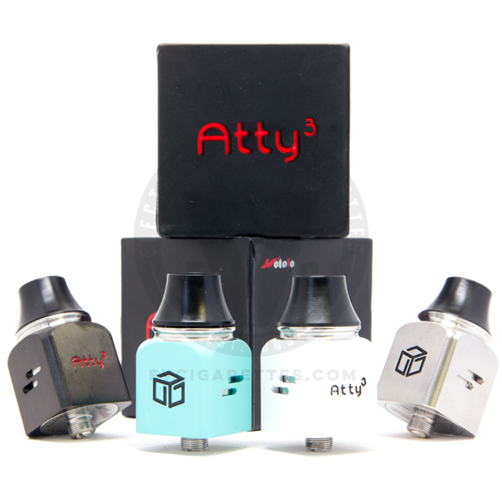 Atty Cubed RDA by Wotofo