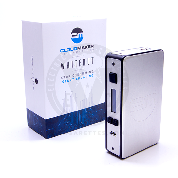 Whiteout DNA200 Box MOD by Cloudmaker Technologies