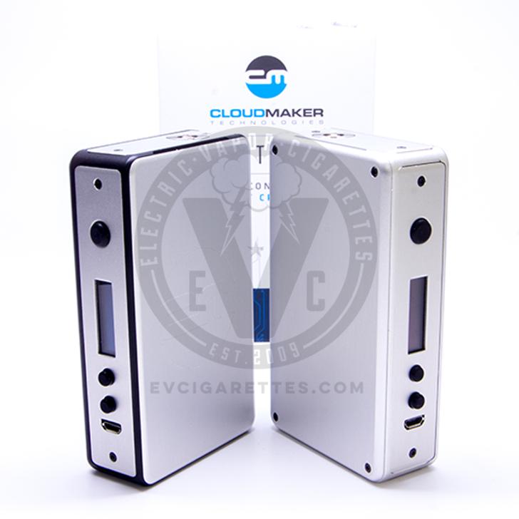 Whiteout SX 120W TC Box MOD by Cloudmaker Technologies