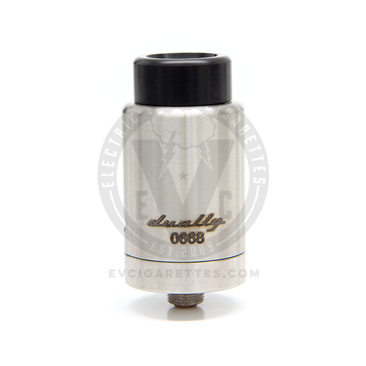 The Dually 22mm RDA by Vaping American Made Products