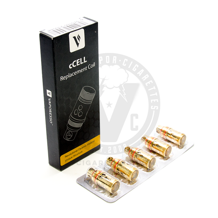 Vaporesso cCell Atomizer Coil Heads (5pcs)