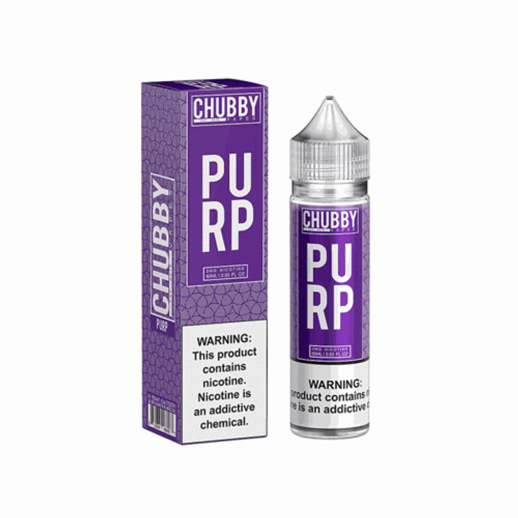 Chubby Vapes E-Liquid - Purp
