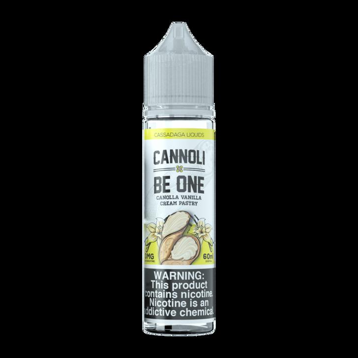 Cassadaga Liquids E-Liquid - Cannoli Be One