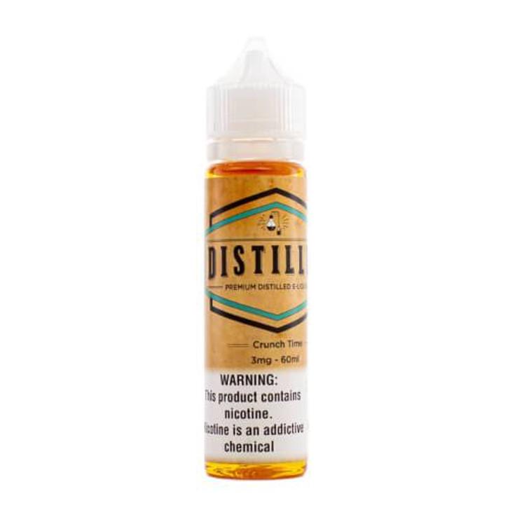 Distilled E-Liquid - Crunch Time