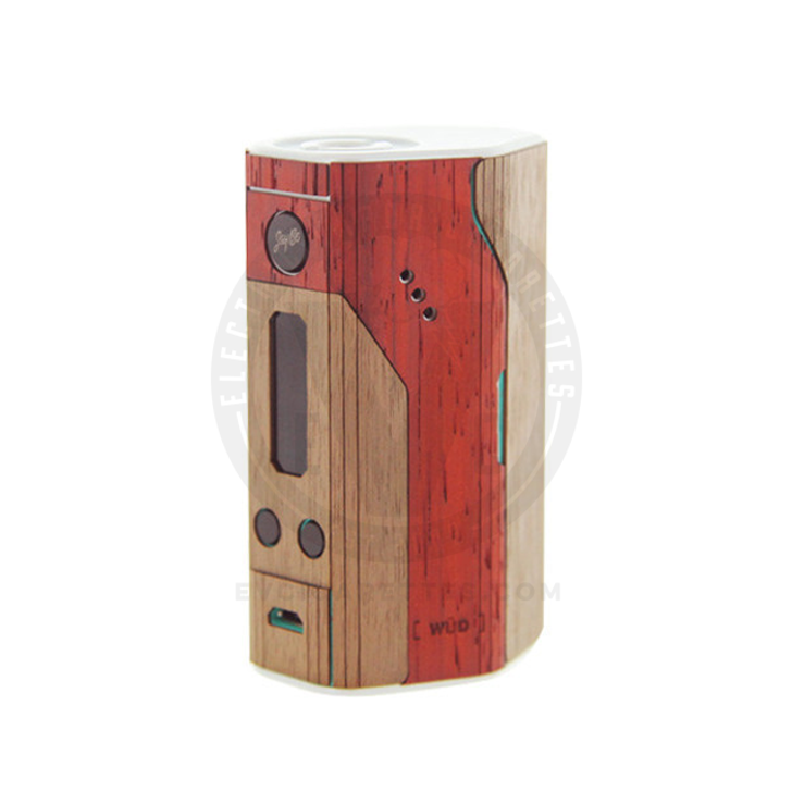 WÜD Real Wood Skin | Wismec Reuleaux DNA200