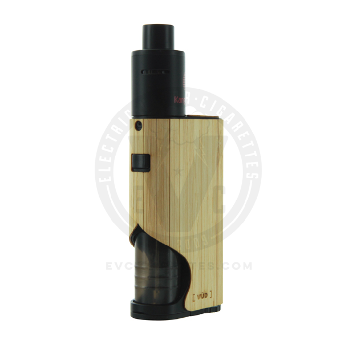 WÜD Real Wood Skin | KangerTech DripBox