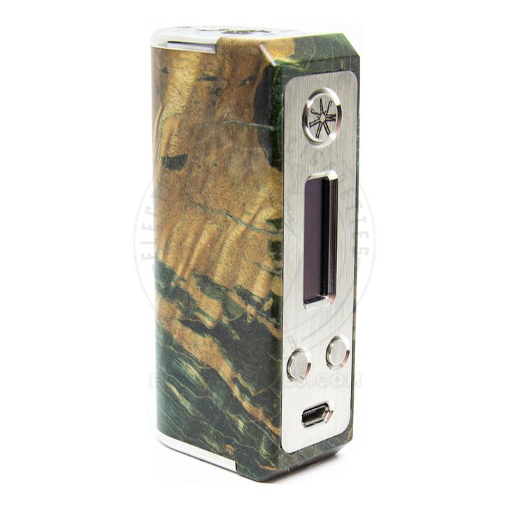 Silvanusa 70W Stabilized Wood Box MOD by Asmodus